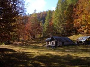 casera di col marsanch Val di Zoldo